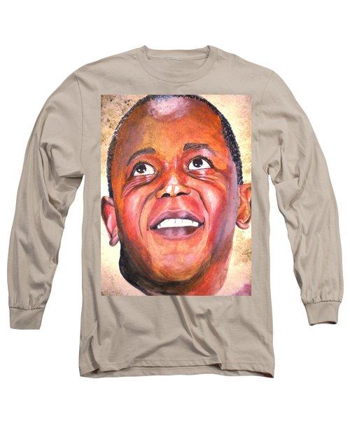 Flip Wilson 1970 Long Sleeve T-Shirt