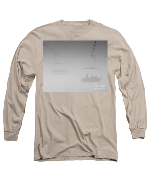 Fog Long Sleeve T-Shirt by Eunice Gibb