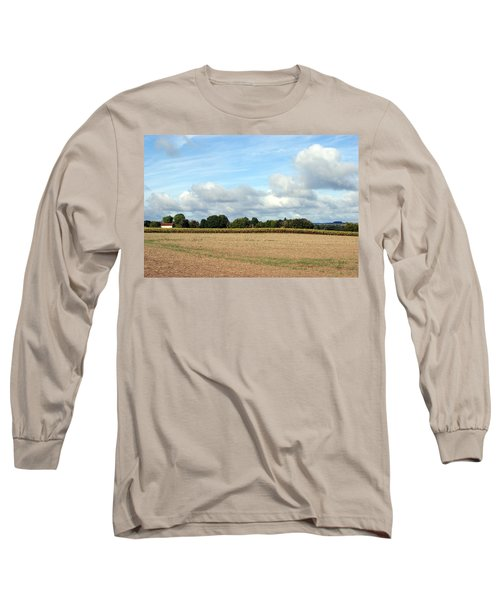 French Countryside Long Sleeve T-Shirt