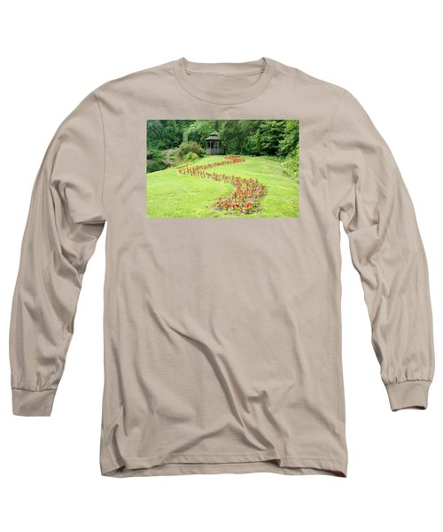 Gazebo Long Sleeve T-Shirt by Richard Bryce and Family