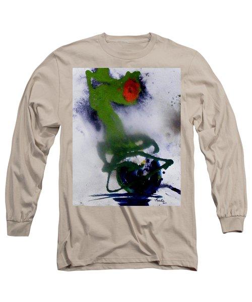 Ghost Flower Long Sleeve T-Shirt