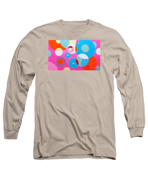 Girl Long Sleeve T-Shirt by Beth Saffer