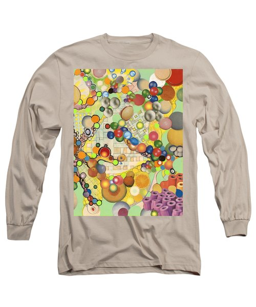 Globious Maximous Long Sleeve T-Shirt by Douglas Fromm