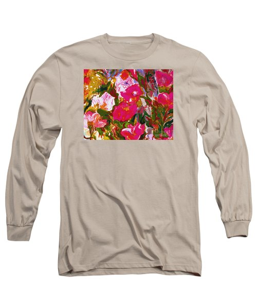 Glorious Long Sleeve T-Shirt by Beth Saffer