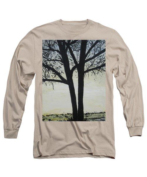 God Whispers Long Sleeve T-Shirt