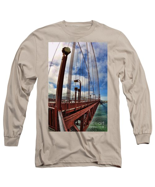 Golden Gate Bridge - 7 Long Sleeve T-Shirt