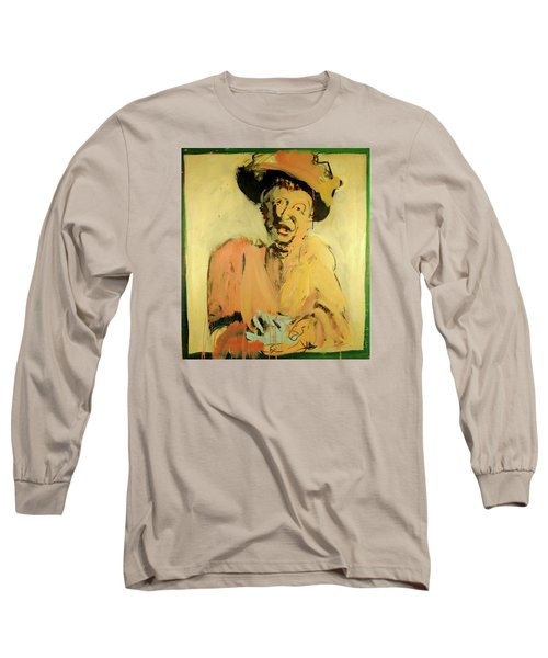 Gretchen Colnik Long Sleeve T-Shirt by Les Leffingwell