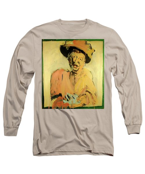 Gretchen Colnik Long Sleeve T-Shirt