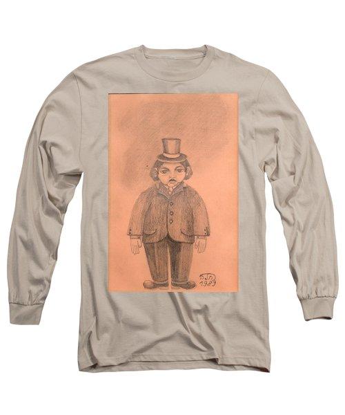 Guzzy Long Sleeve T-Shirt by Rachel Hershkovitz