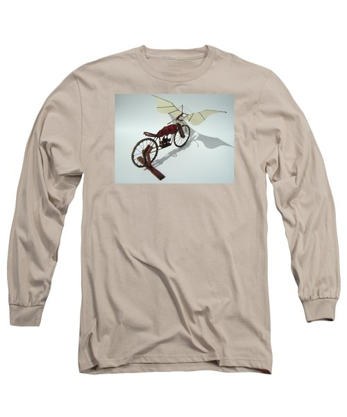 Half Light Long Sleeve T-Shirt