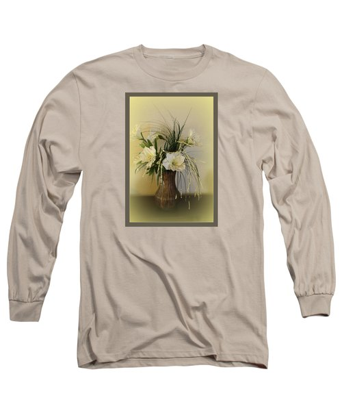 Long Sleeve T-Shirt featuring the photograph Happiness by Sherri  Of Palm Springs
