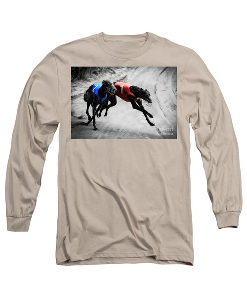 Hard And Rough Long Sleeve T-Shirt