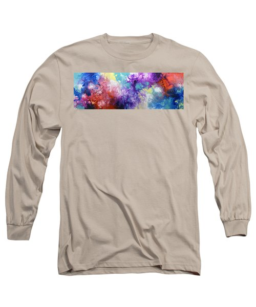 Healing Energies Long Sleeve T-Shirt