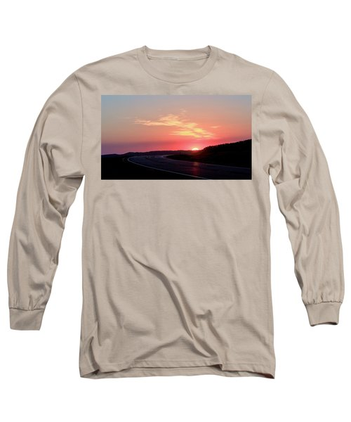 Highway To The Sky Long Sleeve T-Shirt