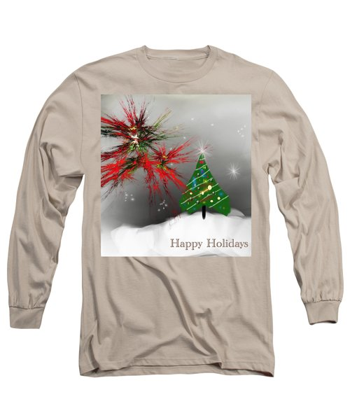 Holiday Card 2011a Long Sleeve T-Shirt
