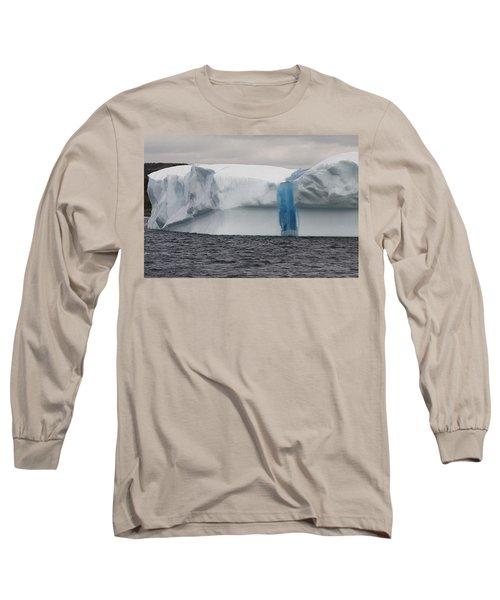 Iceberg Long Sleeve T-Shirt by Eunice Gibb