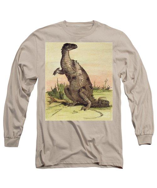 Iguanodon Long Sleeve T-Shirt