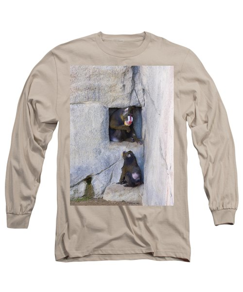 In The Box Long Sleeve T-Shirt