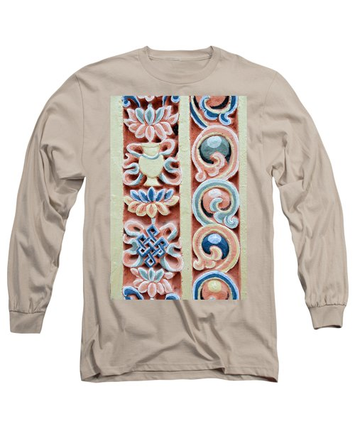 Long Sleeve T-Shirt featuring the photograph Intricate Details by Fotosas Photography