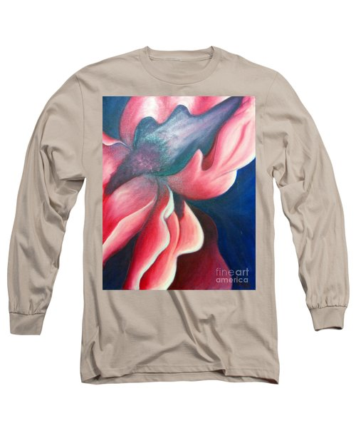 Iris O'keefe Long Sleeve T-Shirt