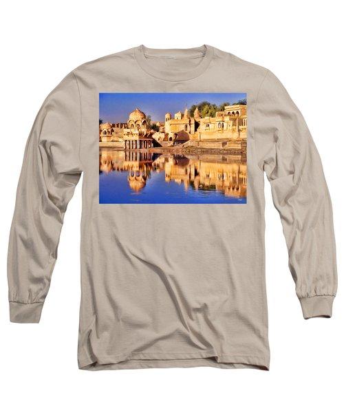 Jaisalmer Rajasthan Long Sleeve T-Shirt