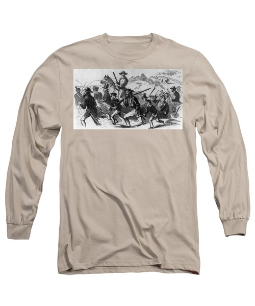 John Browns Raid Long Sleeve T-Shirt