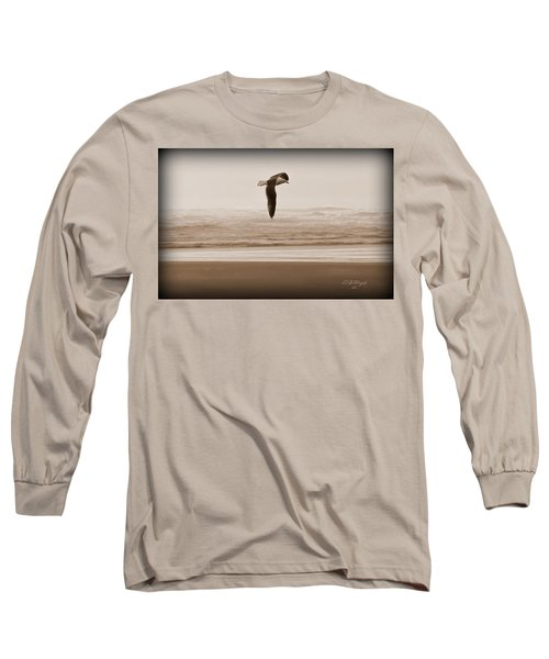 Long Sleeve T-Shirt featuring the photograph Jonathon by Jeanette C Landstrom