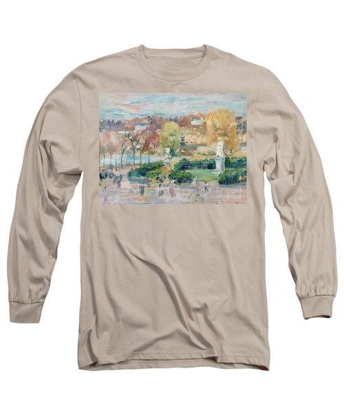 Landscape In Tours Long Sleeve T-Shirt