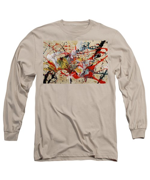 Lassoed A Tornado Long Sleeve T-Shirt