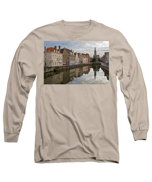 Late Afternoon Reflections Long Sleeve T-Shirt