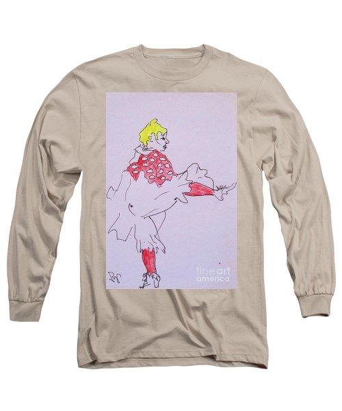 Le Danseur Long Sleeve T-Shirt