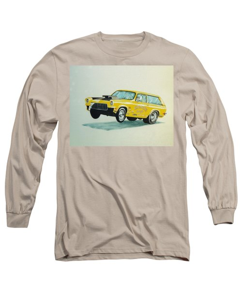 Lift Off Long Sleeve T-Shirt by Stacy C Bottoms