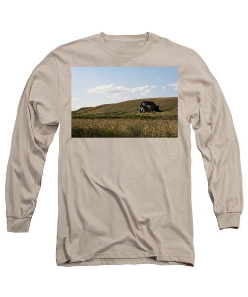 Little House On The Plains Long Sleeve T-Shirt