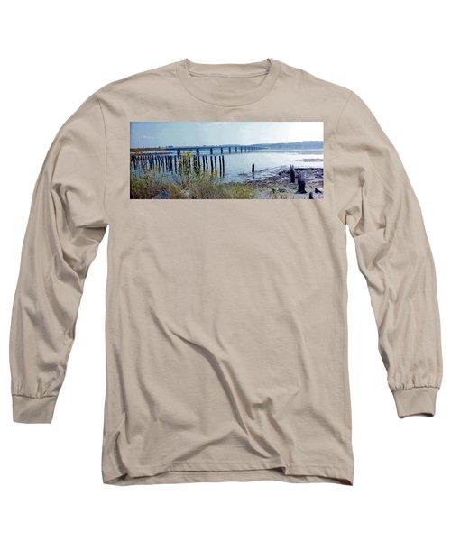 Maine Highway Long Sleeve T-Shirt