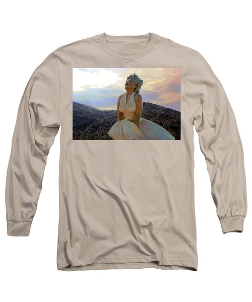 Marilyn's Euphoria Long Sleeve T-Shirt