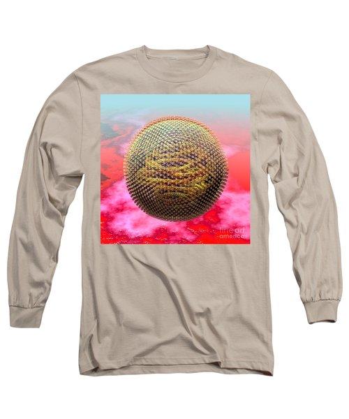 Measles Virus Long Sleeve T-Shirt