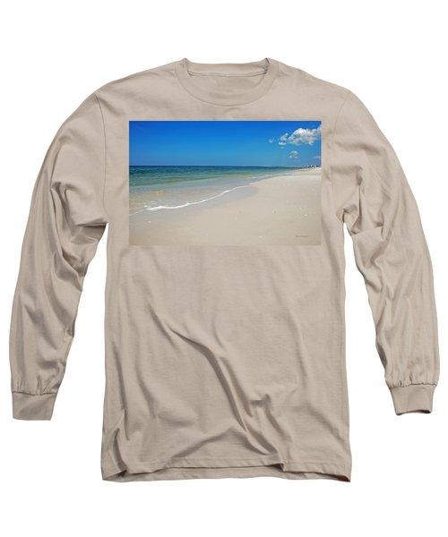 Mexico Beach Long Sleeve T-Shirt