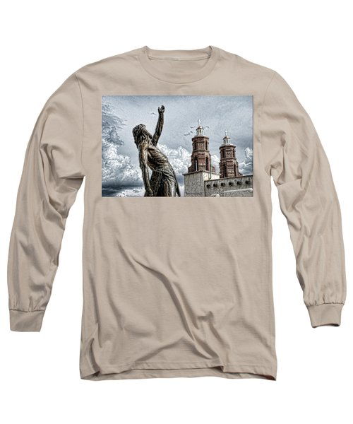 Mission At San Luis Long Sleeve T-Shirt