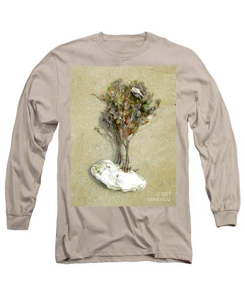 Mother Nature... The Only True Artist Long Sleeve T-Shirt