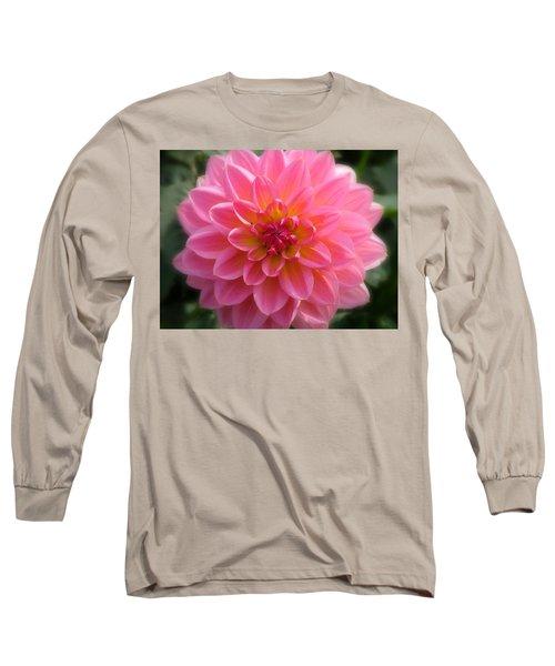 Mum's The Word Long Sleeve T-Shirt