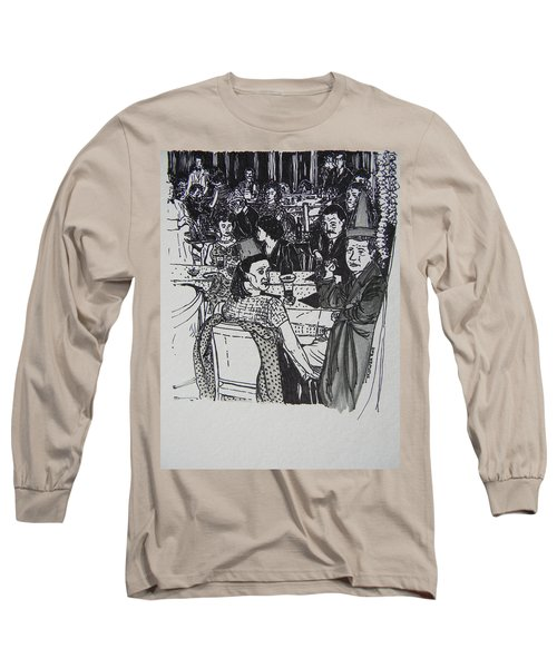 New Year's Eve 1950's Long Sleeve T-Shirt