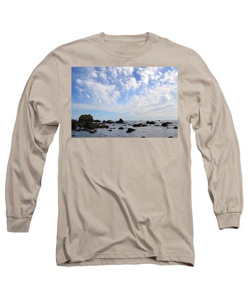 Northern California Coast1 Long Sleeve T-Shirt by Zawhaus Photography