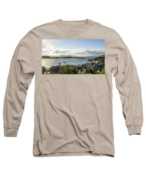Oban Bay View Long Sleeve T-Shirt