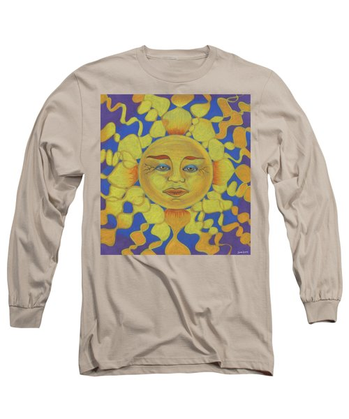 Old Man Sun Long Sleeve T-Shirt