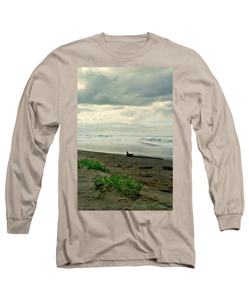 Oregon Coast 17 Long Sleeve T-Shirt