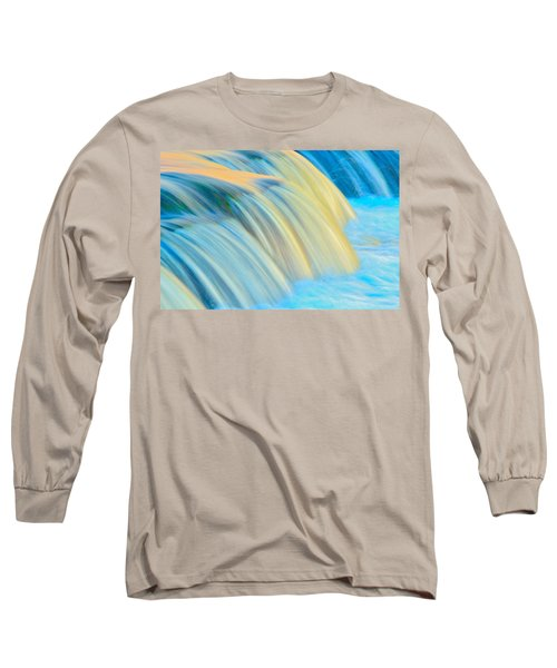 Painted Falls Long Sleeve T-Shirt