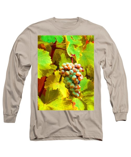 Paschke Grapes Long Sleeve T-Shirt