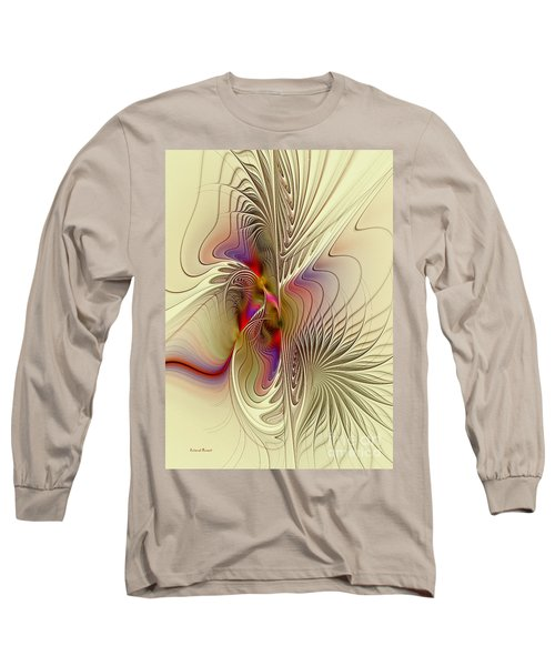 Passions And Desires Long Sleeve T-Shirt