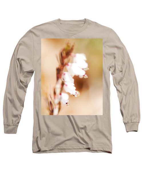 Pearls In The Wind Long Sleeve T-Shirt