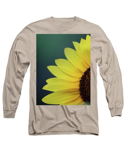 Long Sleeve T-Shirt featuring the photograph Pedals Of Sunshine by Cathie Douglas